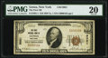 Genoa, NY - $10 1929 Ty. 1 The First National Bank Ch. # 9921 PMG Very Fine 20