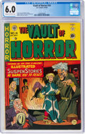 Golden Age (1938-1955):Horror, Vault of Horror #14 (EC, 1950) CGC FN 6.0 Cream to off-white pages....