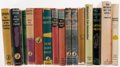 Books:Mystery & Detective Fiction, Agatha Christie. Group of Fifteen Hercule Poirot Books, comprising: The Adventure of the Christmas Pudding. And a ... (Total: 15 Items)