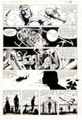 Original Comic Art:Panel Pages, Gene Day Master of Kung-Fu #117 Page 15 Original Art (Marvel Comics, 1982). ...