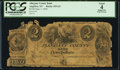 Angelica, NY- Allegany County Bank $2 June 1, 1840 G2 PCGS Apparent Good 4