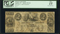 Obsoletes By State:New York, Angelica, NY- Allegany County Bank $2 June 1, 1840 C2b Counterfeit PCGS Fine 15.. ...