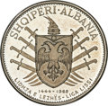 Albania, Albania: People's Socialist Republic 8-Piece Uncertified gold & silver Proof Set 1969, ... (Total: 8 coins)