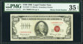 Small Size:Legal Tender Notes, Fr. 1550* $100 1966 Legal Tender Note. PMG Choice Very Fine 35 EPQ.. ...