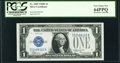 Small Size:Silver Certificates, Fr. 1605 $1 1928E Silver Certificate. PCGS Very Choice New 64PPQ.. ...