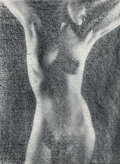 Photographs, Ruth Bernhard (American, 1905-2006). Rice Paper, 1969. Gelatin silver, printed later. 9-3/4 x 7 inches (24.8 x 17.8 cm)...