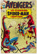 Silver Age (1956-1969):Superhero, The Avengers #11 (Marvel, 1964) Condition: VG+....