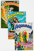 Silver Age (1956-1969):Superhero, Aquaman Group of 34 (DC, 1962-71) Condition: Average VG.... (Total: 34 Comic Books)