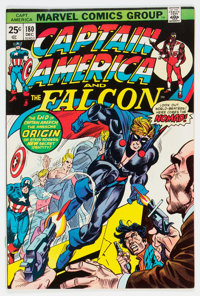 Captain America #180 (Marvel, 1974) Condition: VF/NM
