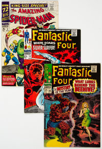 Marvel Silver Age Comics Group (Marvel, 1960s) Condition: Average VF.... (Total: 13 Comic Books)