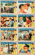 """Movie Posters:Romance, The Truth About Spring & Other Lot (Universal, 1965). Overall: Fine/Very Fine. Lobby Card Sets of 8 (3 Sets) (11"""" X 14""""). Ro... (Total: 24 Items)"""