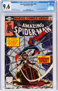 Modern Age (1980-Present):Superhero, The Amazing Spider-Man #210 (Marvel, 1980) CGC NM+ 9.6 Off-white to white pages....