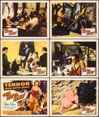 "The 27th Day (Columbia, 1957). Very Fine-. Lobby Cards (6) (11"" X 14""). Science Fiction. ... (Total: 6 Items)"