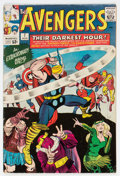 Silver Age (1956-1969):Superhero, The Avengers #7 (Marvel, 1964) Condition: FN....