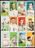 Baseball Cards:Lots, 1909-11 T206, American Caramel, D304, 1915 Cracker Jack, 1938 Goudey Collection (22). ...
