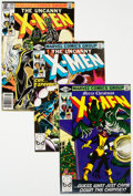 Modern Age (1980-Present):Superhero, X-Men Group of 53 (Marvel, 1981-92) Condition: Average NM-.... (Total: 53 Items)