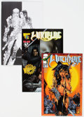 Modern Age (1980-Present):Superhero, Witchblade Short Box Group (Image, 2000s) Condition: Average NM-....