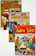 Golden Age (1938-1955):Humor, Adventures of Dean Martin and Jerry Lewis Group of 15 (DC, 1954-66) Condition: Average VG/FN.... (Total: 15 Comic Books)