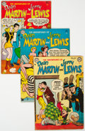 Silver Age (1956-1969):Humor, Adventures of Dean Martin and Jerry Lewis Group of 24 (DC, 1953-67) Condition: Average VG.... (Total: 24 Comic Books)