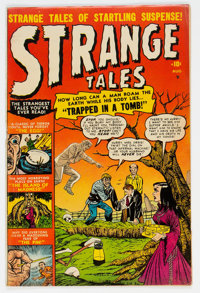 Strange Tales #2 (Atlas, 1951) Condition: VG+