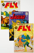 Silver Age (1956-1969):Superhero, Adventures of the Fly/Adventures of the Jaguar Group of 12 (Archie, 1960-62) Condition: Average FN.... (Total: 12 Comic Books)