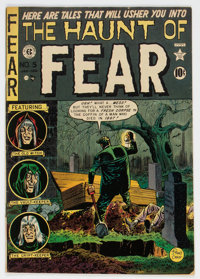 Haunt of Fear #5 (EC, 1951) Condition: VG