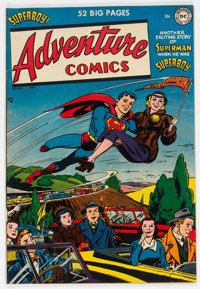Adventure Comics #160 (DC, 1951) Condition: FN