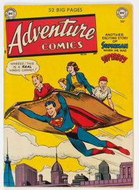 Adventure Comics #156 (DC, 1950) Condition: FN+