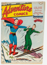 Adventure Comics #139 (DC, 1949) Condition: FN-