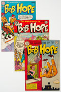 Golden Age (1938-1955):Humor, The Adventures of Bob Hope Group of 14 (DC, 1952-67) Condition: Average VG/FN.... (Total: 14 Comic Books)