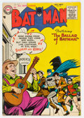 Golden Age (1938-1955):Superhero, Batman #95 (DC, 1955) Condition: VG+....