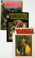 Magazines:Horror, Vampirella Group of 31 (Warren, 1971-83) Condition: Average FN.... (Total: 31 )