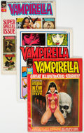 Magazines:Horror, Vampirella Group of 28 (Warren, 1972-1982) Condition: Average VG.... (Total: 28 )