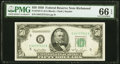 Small Size:Federal Reserve Notes, Fr. 2107-E $50 1950 Federal Reserve Note. PMG Gem Uncirculated 66 EPQ.. ...
