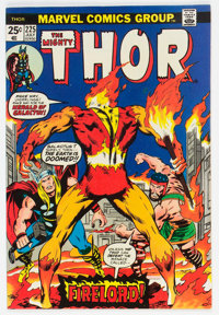 Thor #225 (Marvel, 1974) Condition: VF-