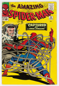 The Amazing Spider-Man #25 (Marvel, 1965) Condition: VG