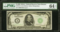 Small Size:Federal Reserve Notes, Fr. 2212-A $1,000 1934A Federal Reserve Note. PMG Choice Uncirculated 64 EPQ.. ...