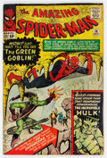 Silver Age (1956-1969):Superhero, The Amazing Spider-Man #14 (Marvel, 1964) Condition: Apparent PR....