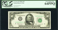 Fr. 2111-H $50 1950D Federal Reserve Note. PCGS Very Choice New 64PPQ
