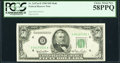 Fr. 2107-D $50 1950 Mule Federal Reserve Note. PCGS Choice About New 58PPQ
