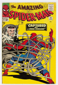 The Amazing Spider-Man #25 (Marvel, 1965) Condition: VG/FN