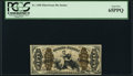 Fractional Currency:Third Issue, Fr. 1350 50¢ Third Issue Justice PCGS Gem New 65PPQ.. ...