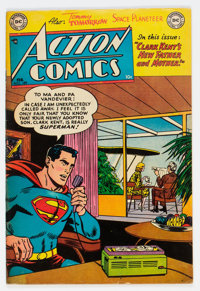 Action Comics #189 (DC, 1954) Condition: VG