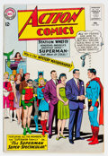 Silver Age (1956-1969):Superhero, Action Comics #309 (DC, 1964) Condition: FN/VF....