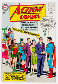 Action Comics #309 (DC, 1964) Condition: FN/VF