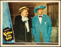 """Movie Posters:Comedy, Follow the Boys (Universal, 1944). Fine+. Lobby Card (Approx. 11"""" X 14""""). Comedy.. ..."""