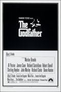 """Movie Posters:Crime, The Godfather (Paramount, R-1980s). Rolled, Near Mint-. One Sheet (27"""" X 41""""). S. Neil Fujita Artwork. Crime.. ..."""