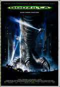 """Movie Posters:Science Fiction, Godzilla (Columbia/Tristar, 1998). Rolled, Very Fine. Printer's Proof One Sheet (28"""" X 41"""") SS Advance. Science Fiction.. ..."""