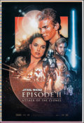 Movie Posters:Science Fiction, Star Wars: Episode II - Attack of the Clones (20th Century Fox, 2002). Rolled, Very Fine/Near Mint. Printer's Proof O...