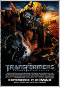 "Movie Posters:Action, Transformers: Revenge of the Fallen (Paramount, 2009). Rolled, Very Fine+. Printer's Proof One Sheet (28"" X 41"") SS, IMAX St..."
